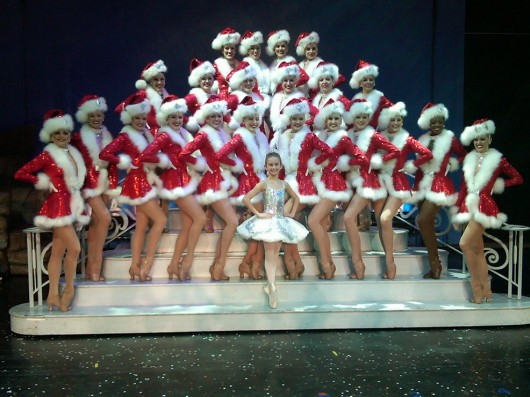 New York At Christmas Rockettes