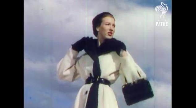 VLC ♥ La moda de los años '50 en París