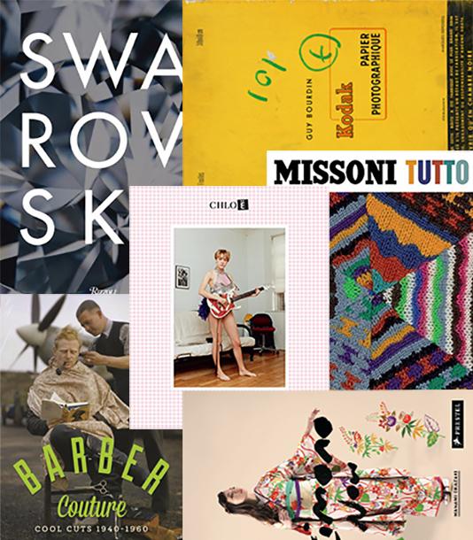 Los libros de moda que aparecerán el 2015