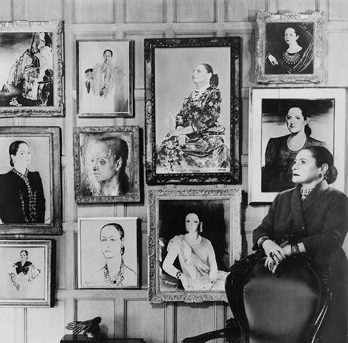 """Beauty is Power"", la exhibición que rinde homenaje a Helena Rubinstein"