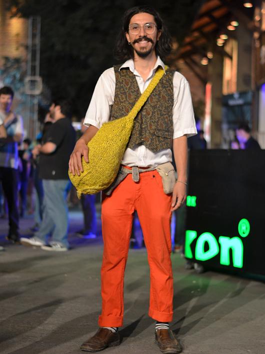 Moda, música y teatro: Los mejores looks de MFest 2015 por VisteLaCalle