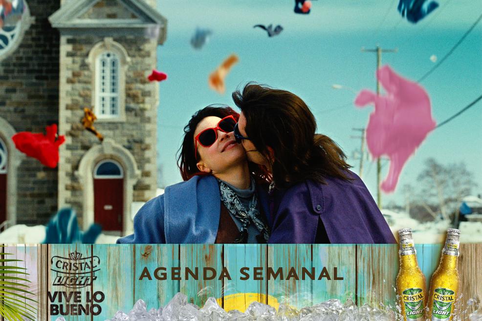 Agenda Cristal Light: Panoramas del 15 al 18 de enero