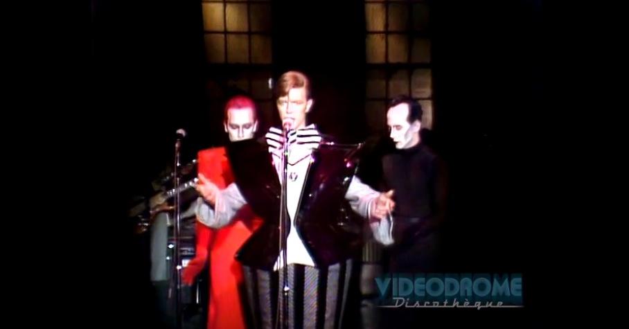 VLC ♥ David Bowie en Saturday Night Live, 1979