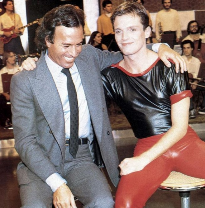 Flashback: El joven Miguel Bosé