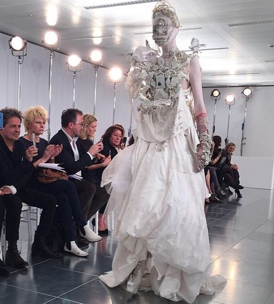 El debut de John Galliano como Director Creativo de Maison Margiela