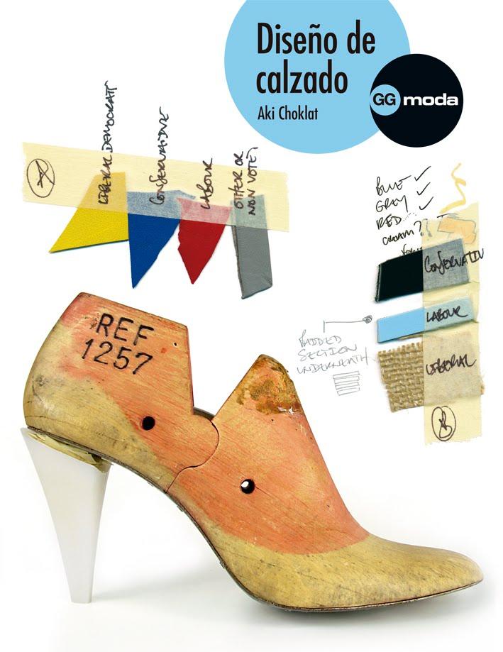 Rese a contrapunto dise o de calzado por aki choklat for Diseno de zapatos