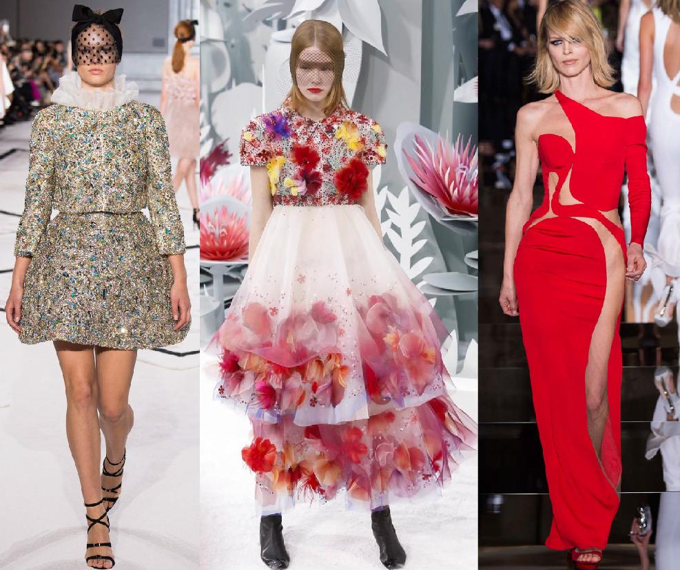 París Fashion Week Haute Couture S/S 2015, parte I