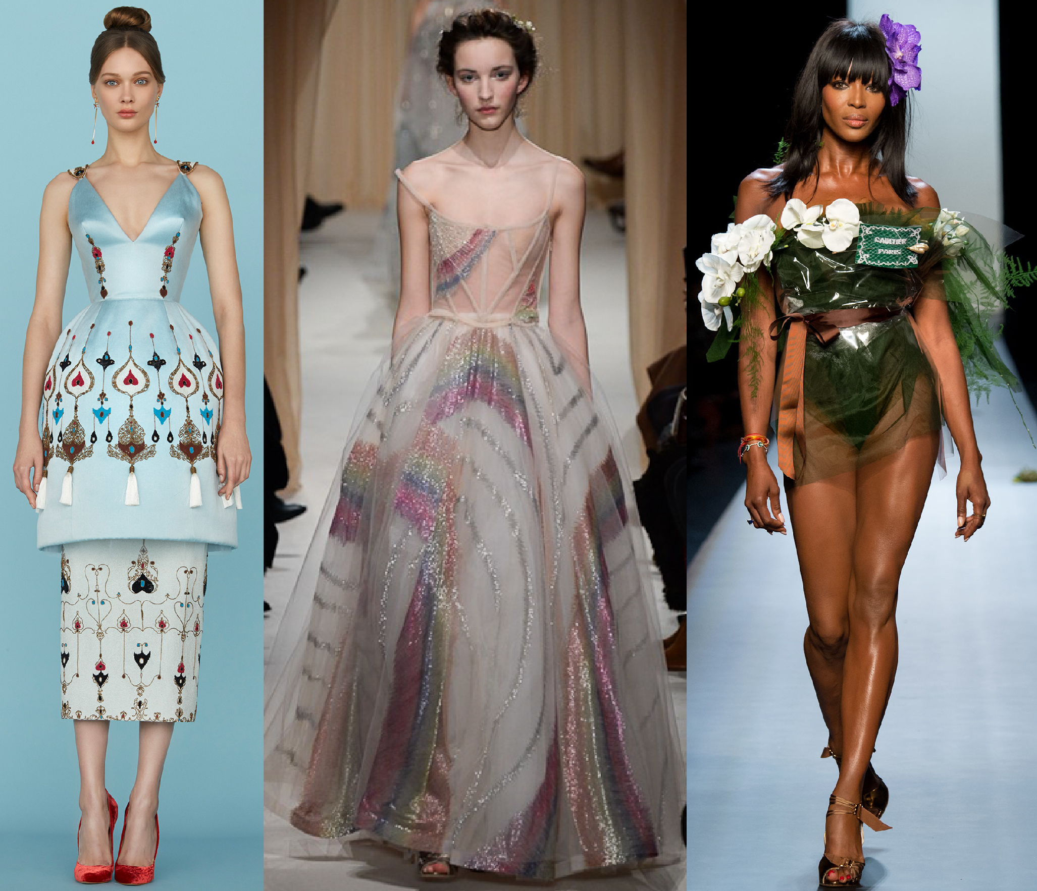 Paris Fashion Week Haute Couture S/S 2015, parte II