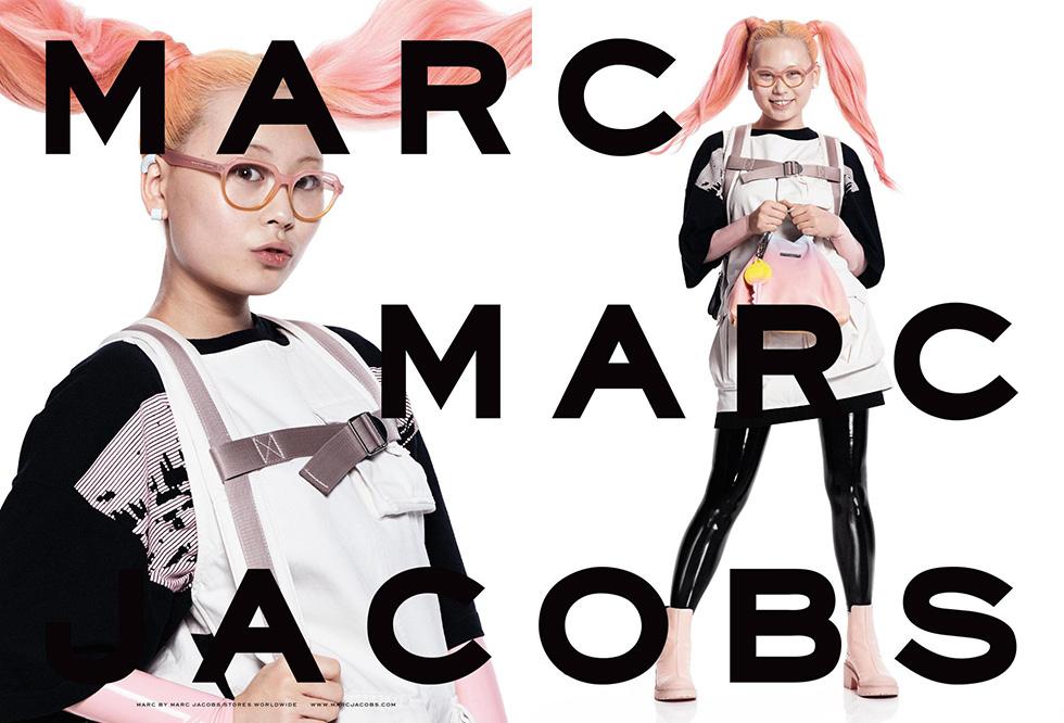 La nueva campaña de Marc by Marc Jacobs con 11 modelos elegidos a través de Instagram