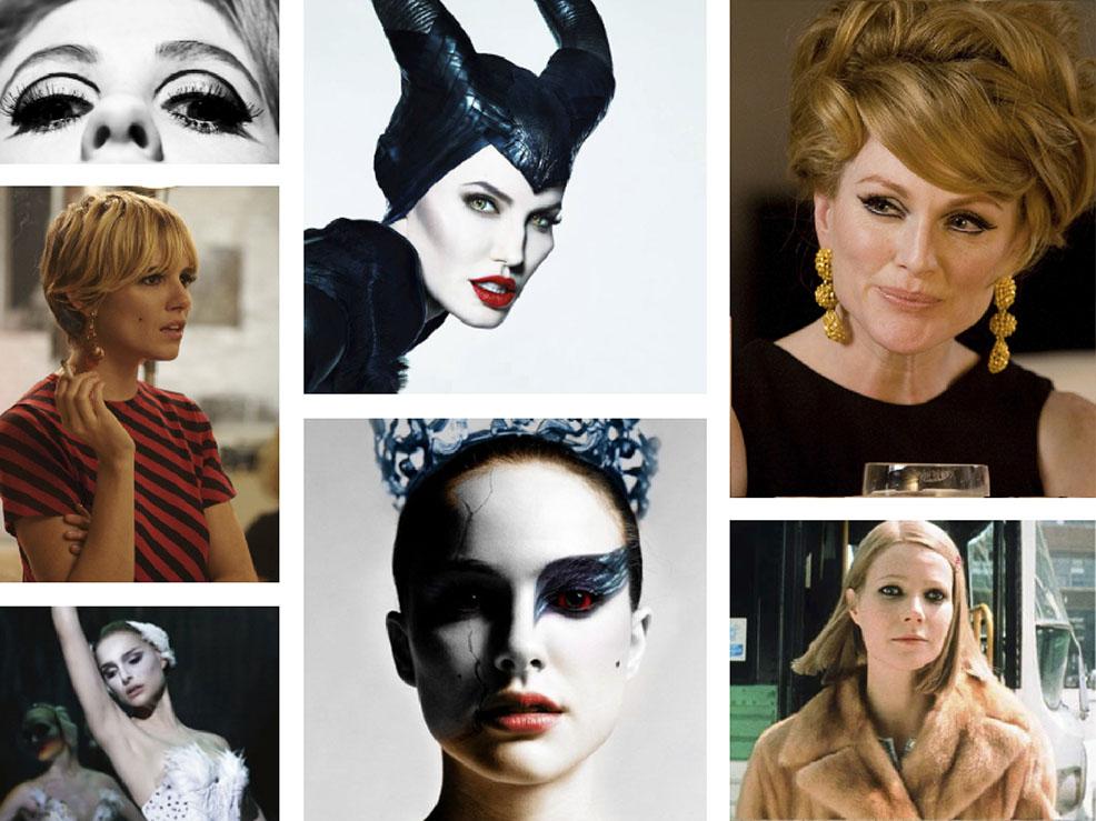Maquillaje de películas: Referentes de arte y estilo