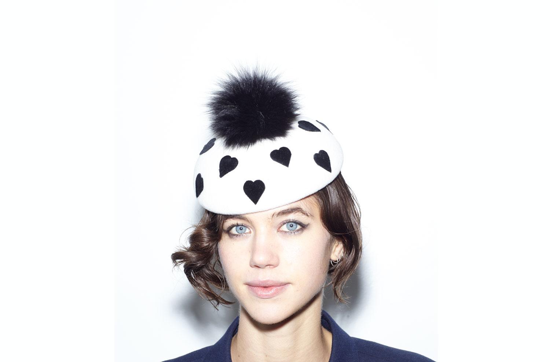 Benoit Missolin: Vanguardia y moda pop en tocados glamorosos