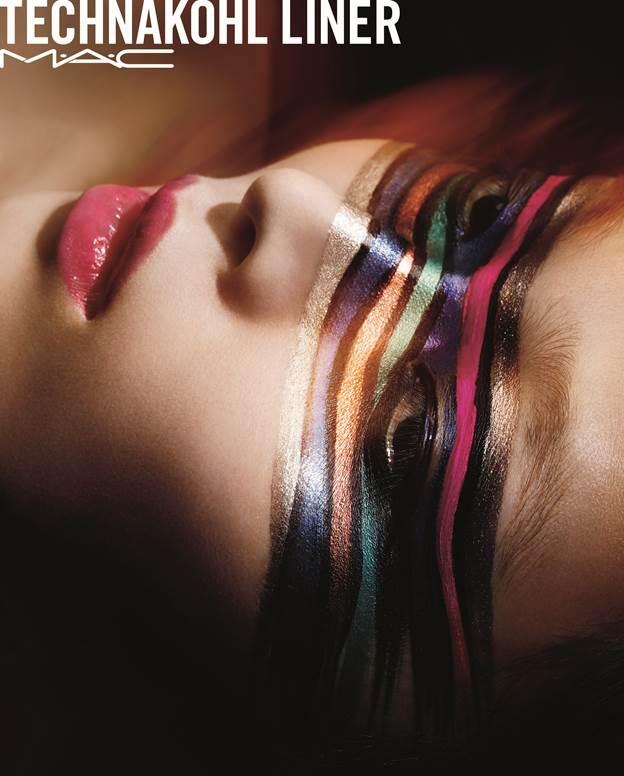 Technakohl Liner: El nuevo delineador MAC con más de 25 colores para maquillar