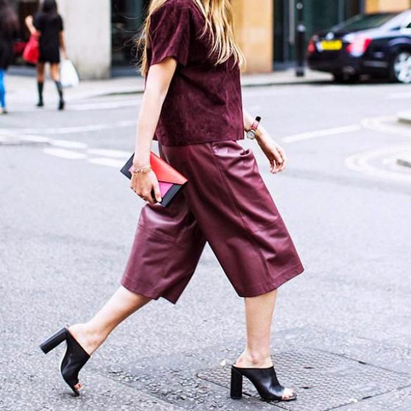 Distintas maneras de utilizar el Marsala, el color del 2015 según Pantone