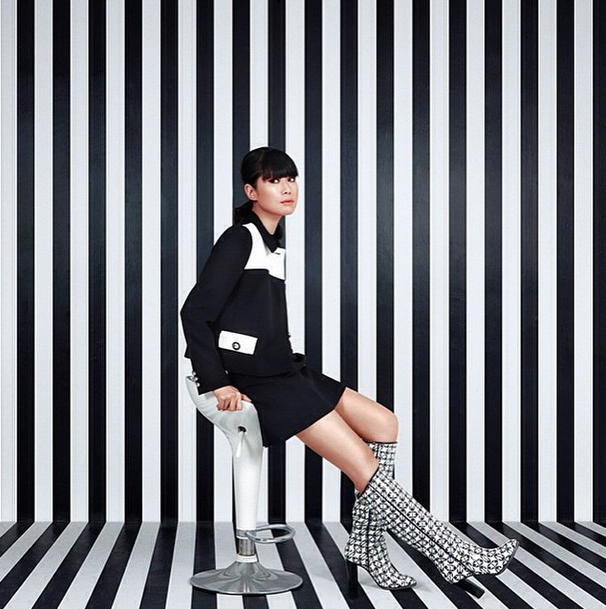7 cuentas de Instagram de fashionistas de Japón, Korea y China para seguir este 2015