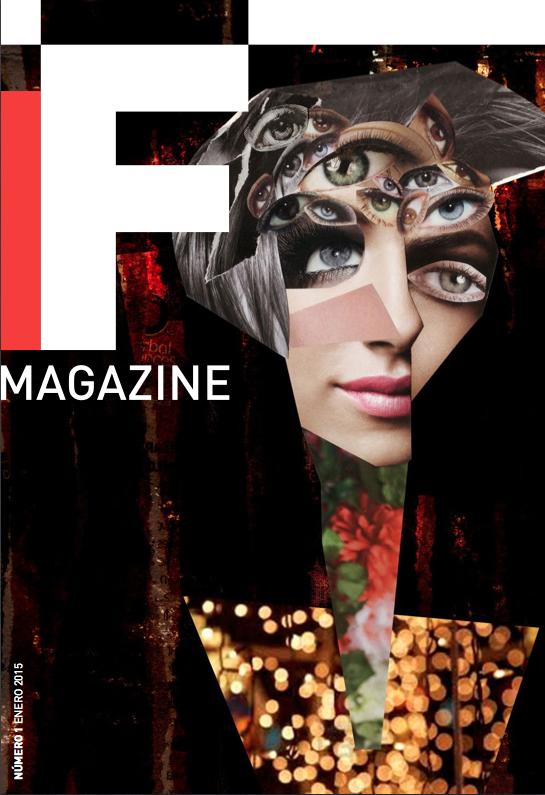 iF magazine por Mr William Draw Studio: Primera revista de ilustración de moda hecha en Chile
