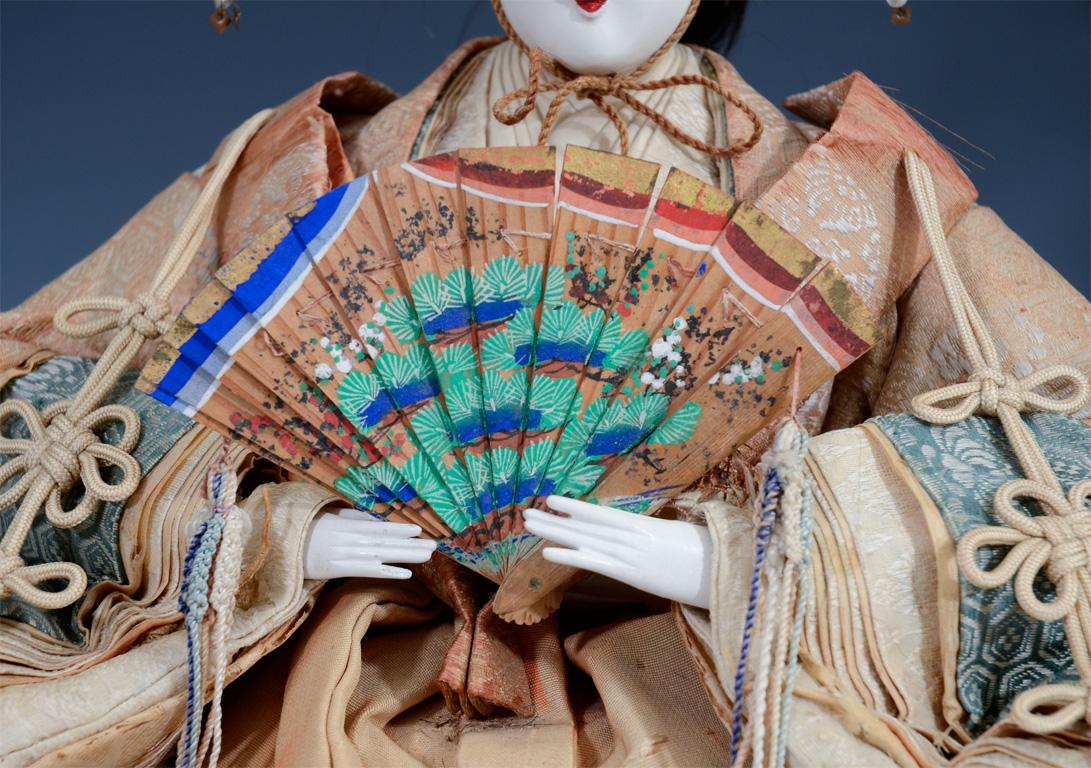 El arte de la ropa en el periodo Edo japonés