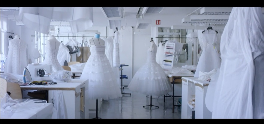 VLC ♥ Making of Dior Haute Couture S/S 2015