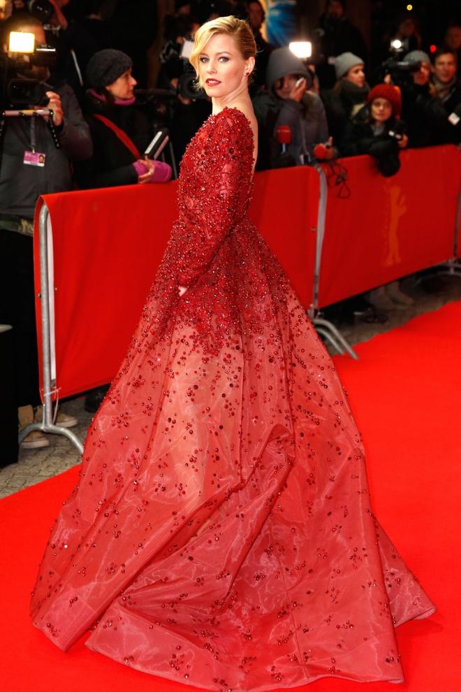 Los trajes del Festival de Cine de Berlín 2015