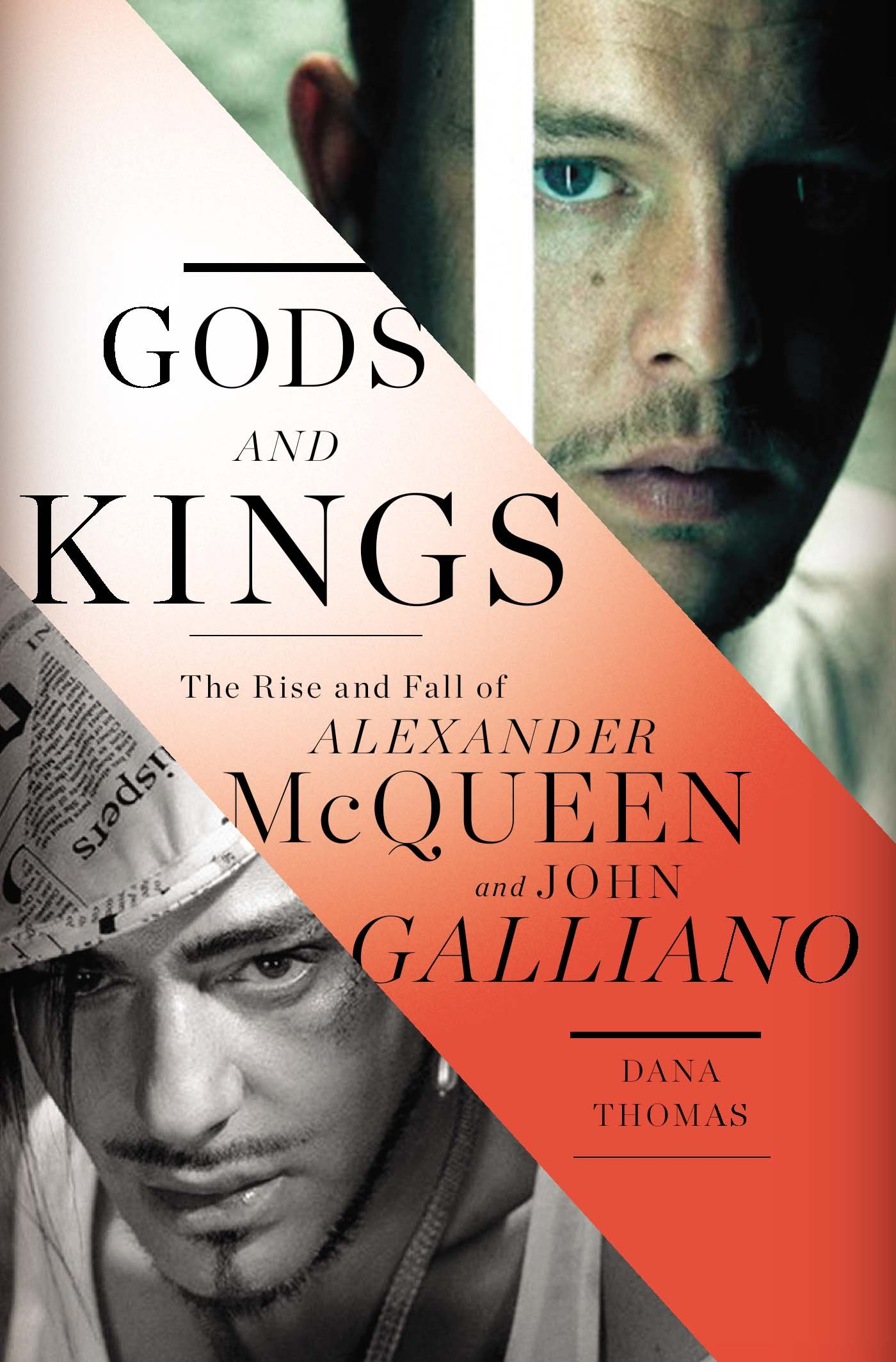 """Gods and Kings: The rise and fall of Alexander McQueen and John Galliano"", el nuevo libro estrella de la moda"