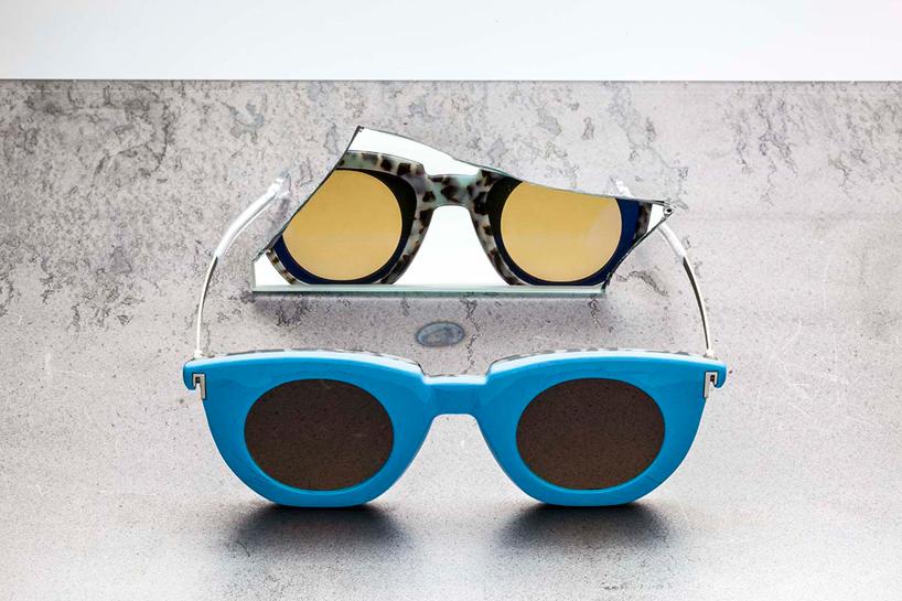 Los lentes reversibles de Kaibosh Eyewear