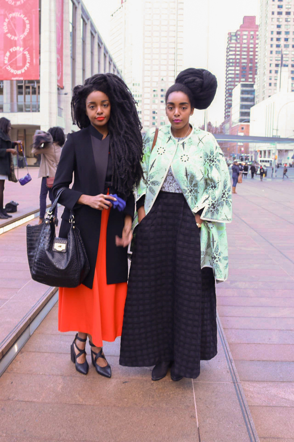 #TRESemmeEnNY: Primer día en New York Fashion Week FW 2015