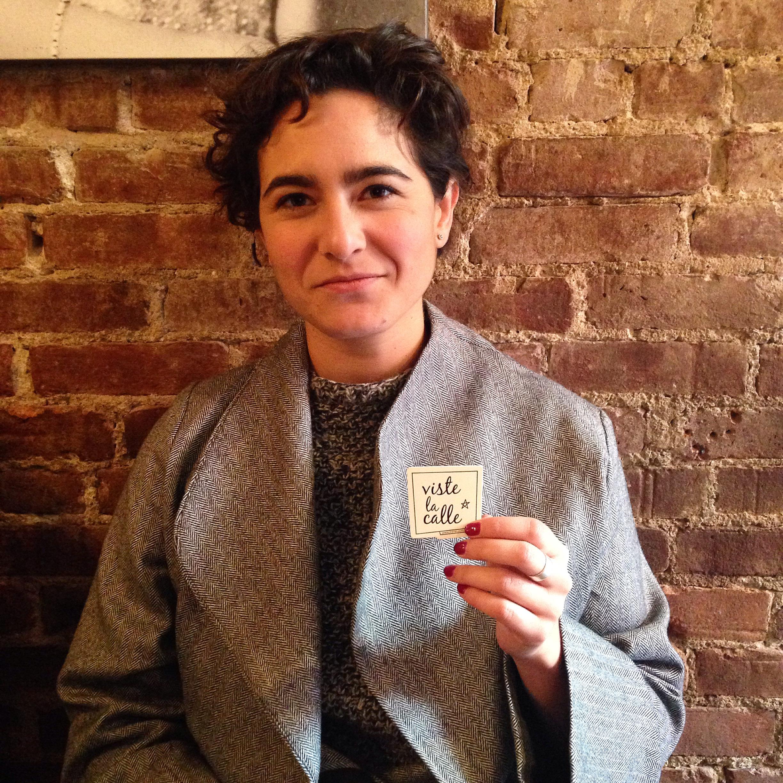 Entrevista con la diseñadora chilena, Lupe Gajardo, a un día de su debut en NYFW