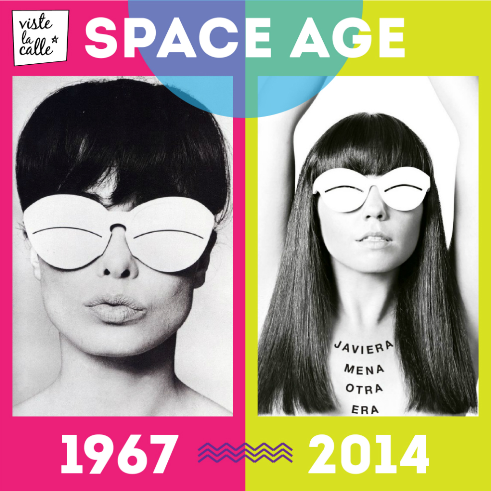 It's not the same but it's the same: Space Age