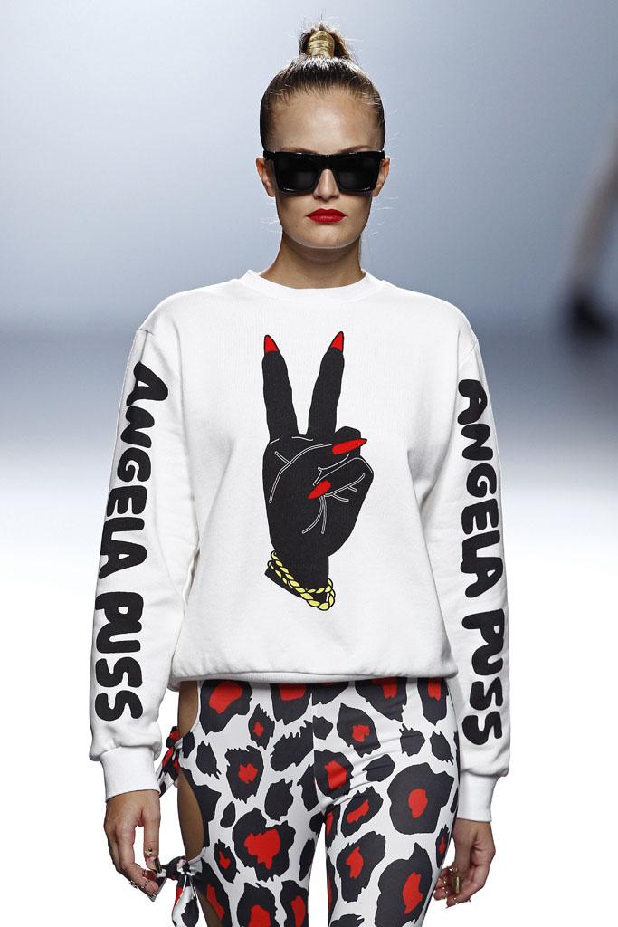 Los diseños de María Escoté y el pop como emblema