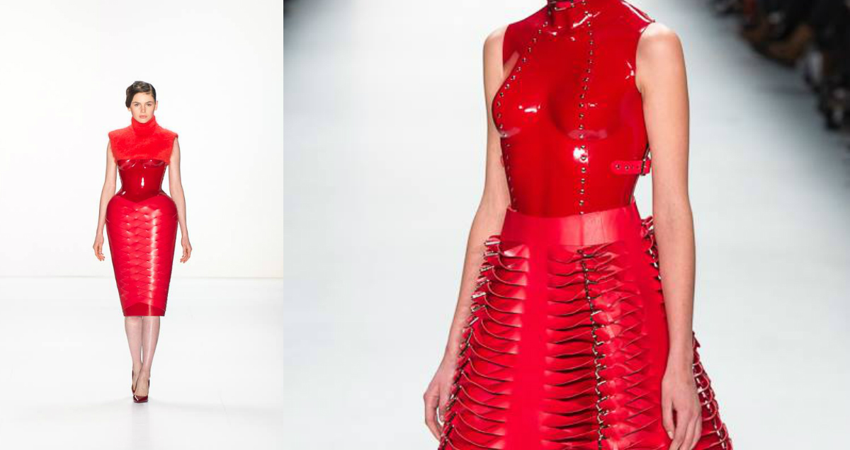 Marina Hörmanseder, promesa de la moda alemana según Berlín Fashion Week