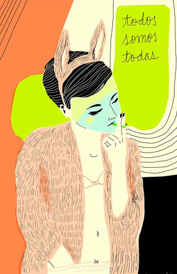 Ilustrador destacado RevisteLaCalle 8: Nikito Ilustración