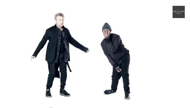 VLC ♥ Rag & Bone F/W 2015 con Mikhail Baryshnikov y Lil Buck