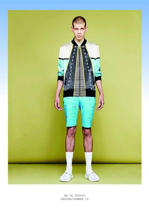 Na Di Studio, ropa masculina para un vestir original