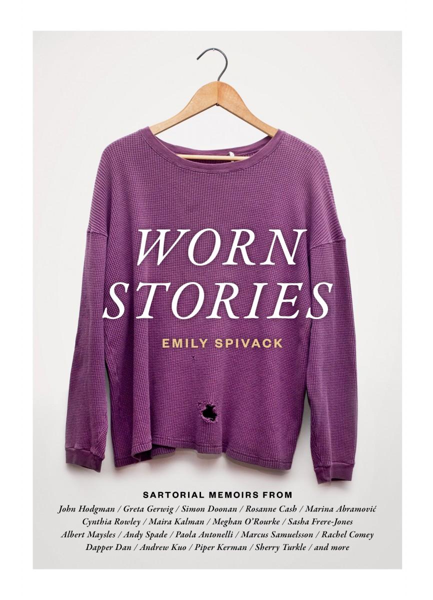Worn Stories: Memorias de ropa usada en un libro y sitio web