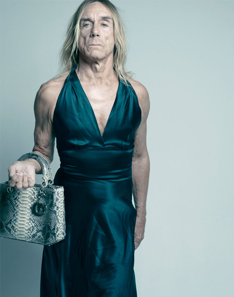 Iggy Pop, el rebelde inmortal