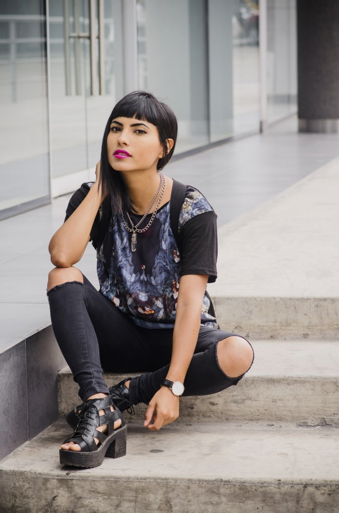 Entrevista a la diseñadora y creadora del blog peruano, Fashion In Da Hat, Alessandra Mazzini