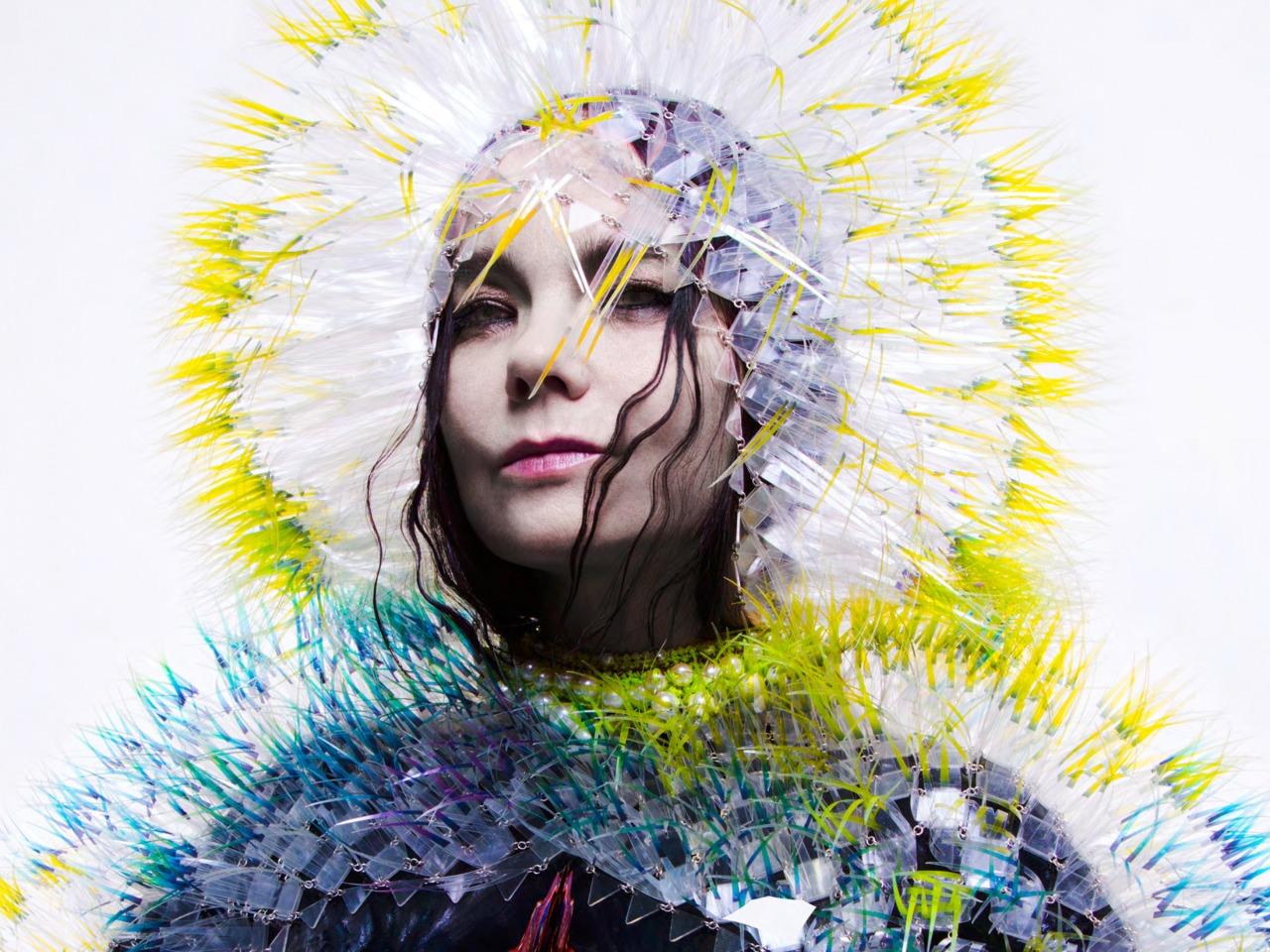 Björk y su polifacética carrera presente en el MoMA