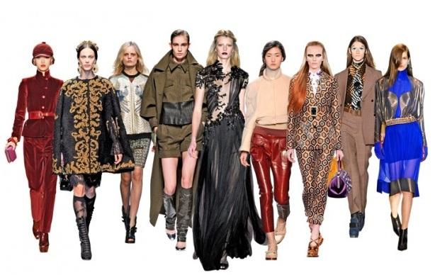 Definiciones y conceptos básicos de moda: Niveles de Mercado