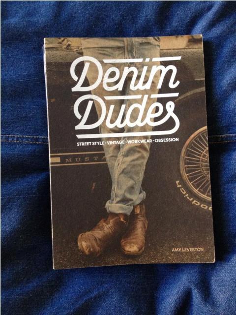 Denim Dudes: El libro para los fanáticos de la mezclilla