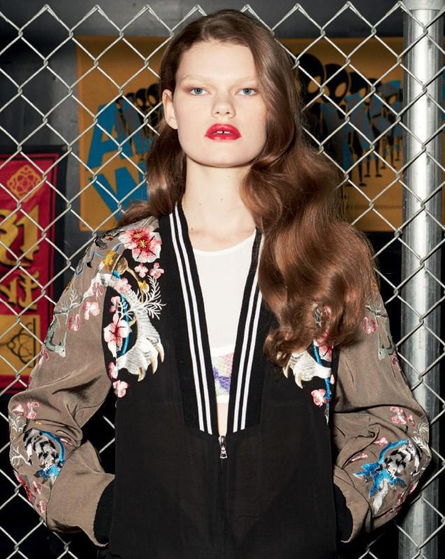 Modelos para observar: Kelly Mittendorf