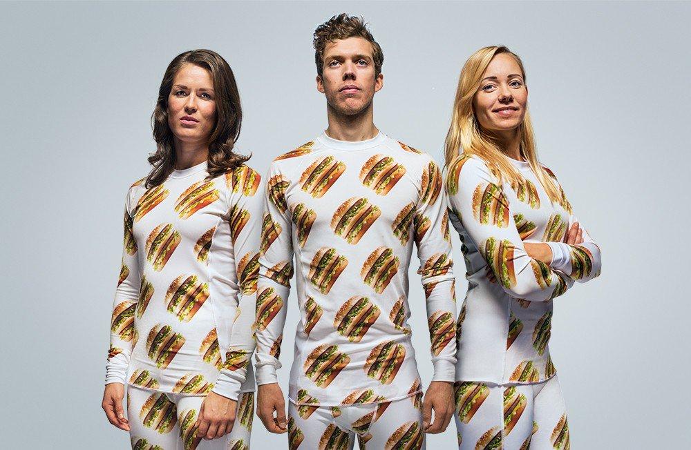 Big Mac Shop: la cuestionada línea de ropa de McDonalds