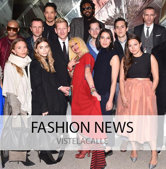 Fashion News Premios de Moda: Ganadora Woolmark Prize 2015 y nominados CFDA Awards y LVMH Prize