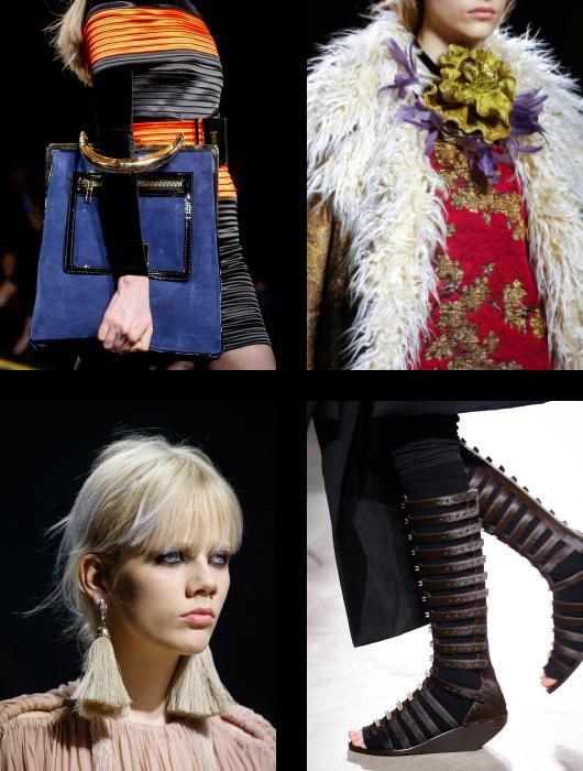 Las pasarelas de París Fashion Week Fall/Winter 2015: Parte I