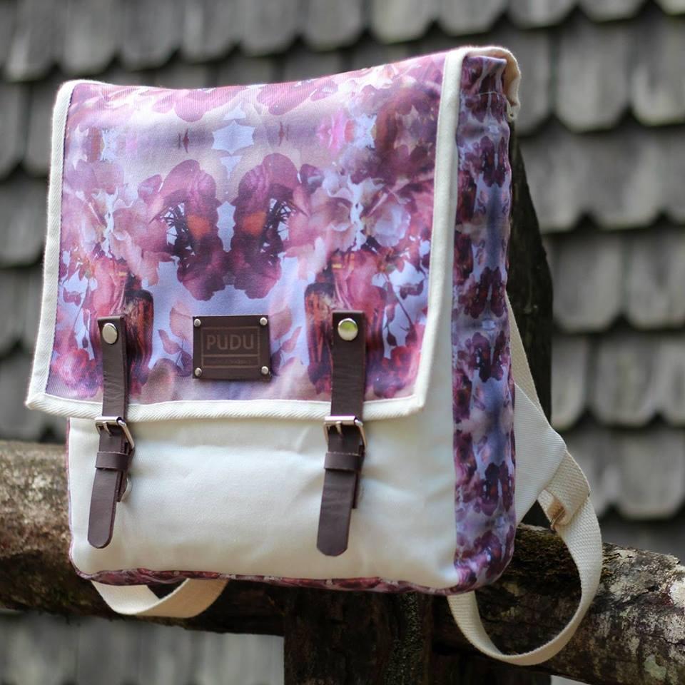 PUDU handmade backpacks – Mochilas de diseño independiente
