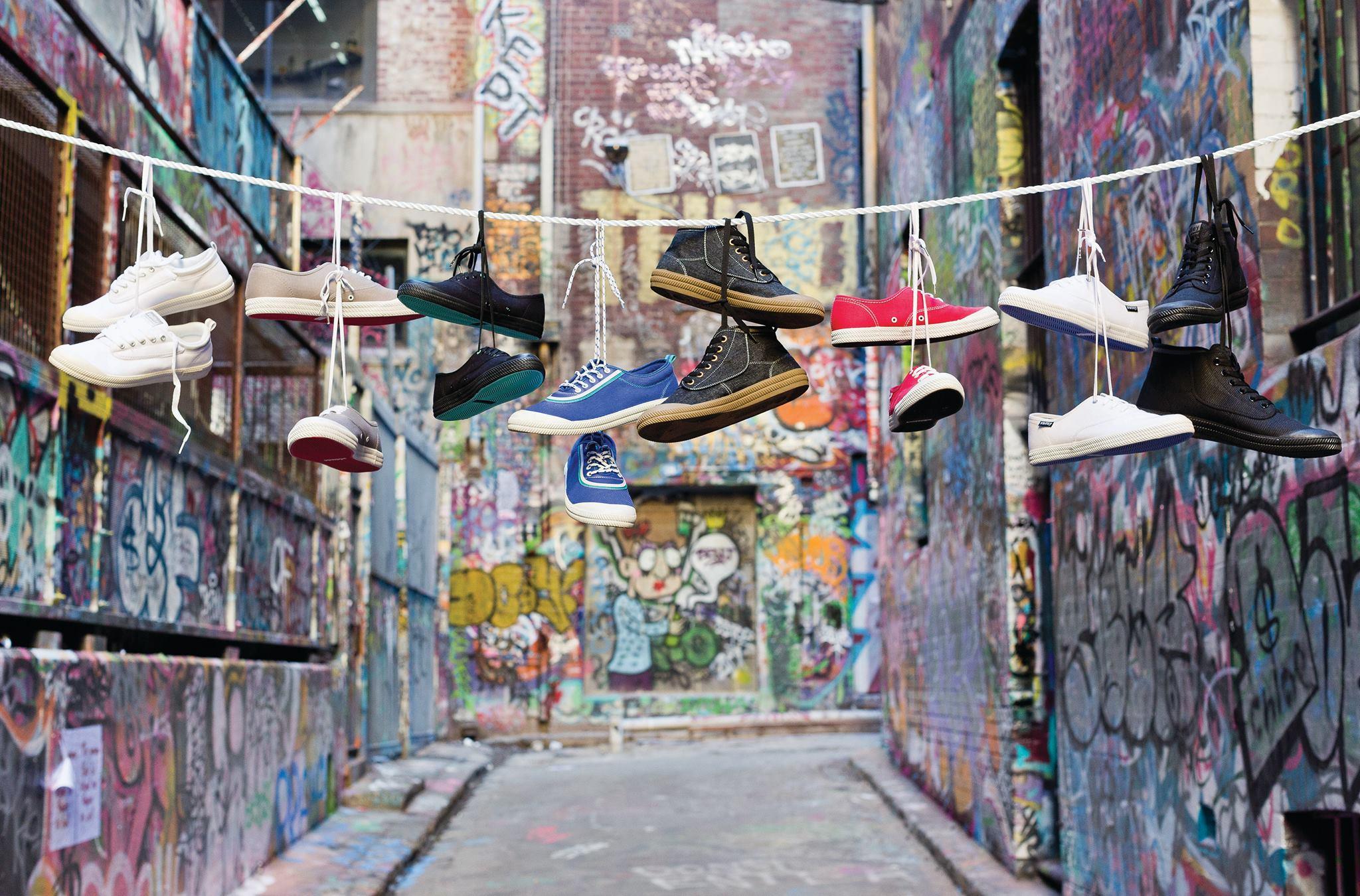 Zapatillas Volley – Calzado