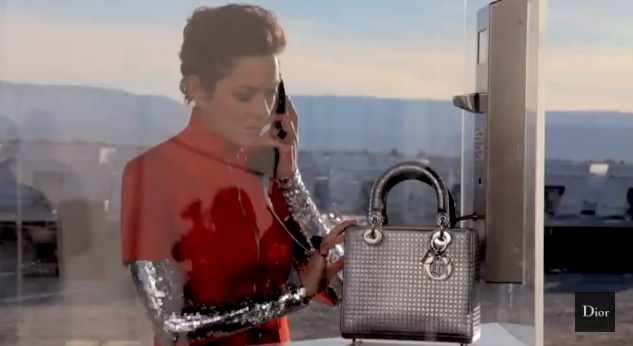 VLC ♥ Making of de Marion Cotillard para Christian Dior Pre Fall 2015