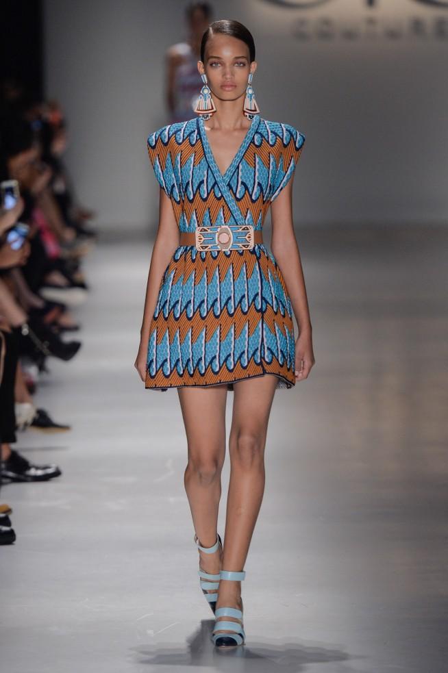 La elegante colección de Gig Couture en SPFW Verano 2016