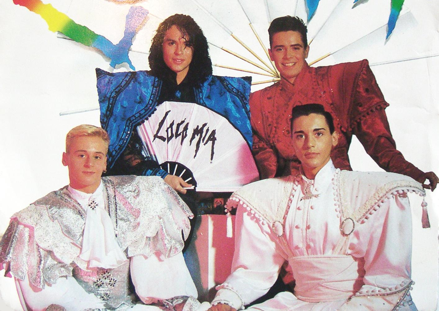 Esos locos años '90: El estilo de Locomía