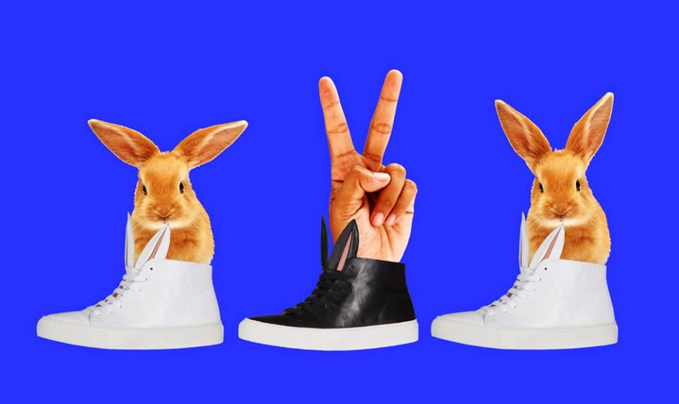 Objeto de deseo: Los zapatos de conejo de Minna Parikka