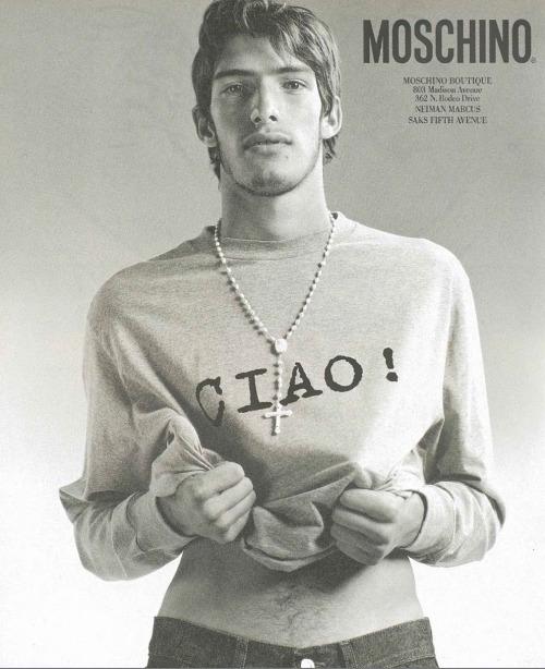 Iván de Pineda, el modelo argentino que arrasó en la moda