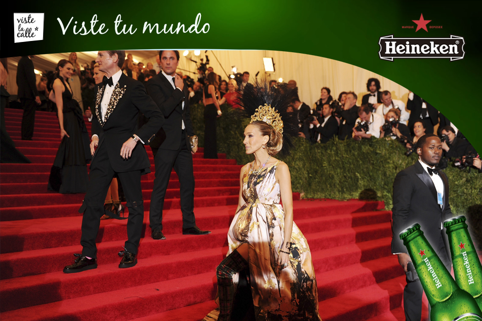 MET Gala, cuando la moda y la bohemia se encuentran en Nueva York #HeinekenLife